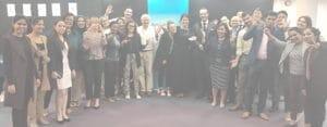 EQ Cafe participants - Dubai